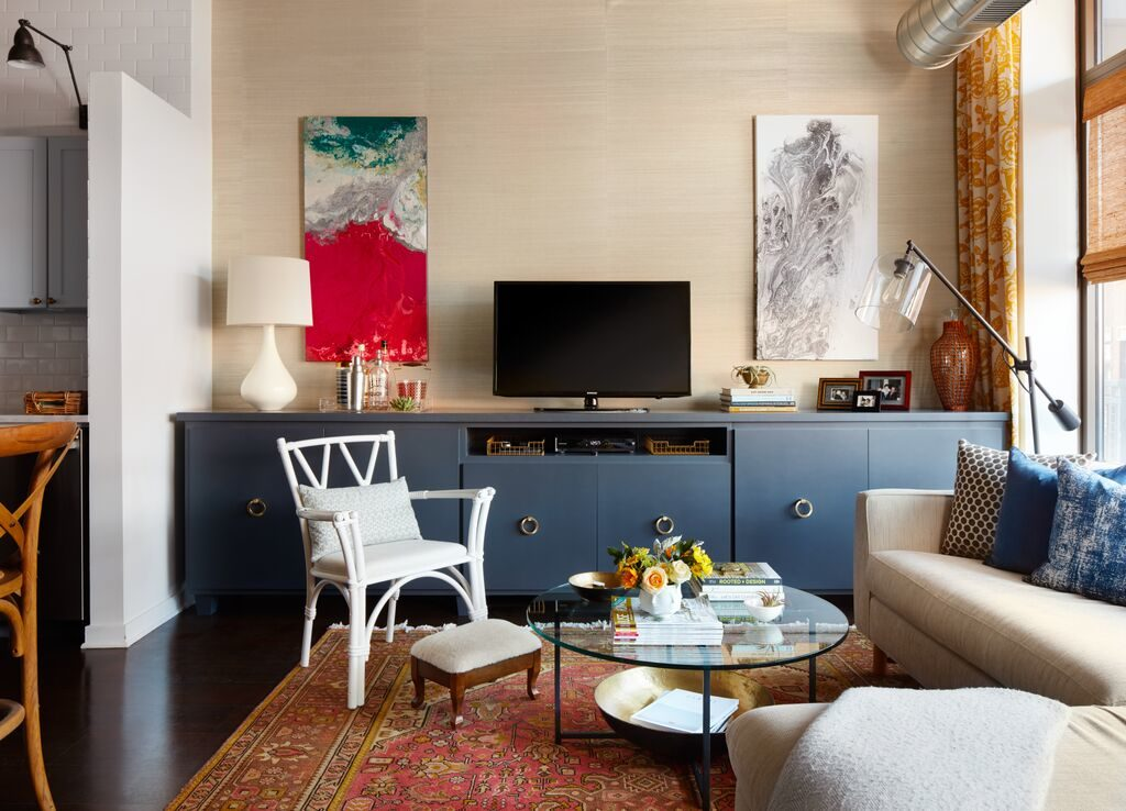 Eclectic & Collected Chicago Condo