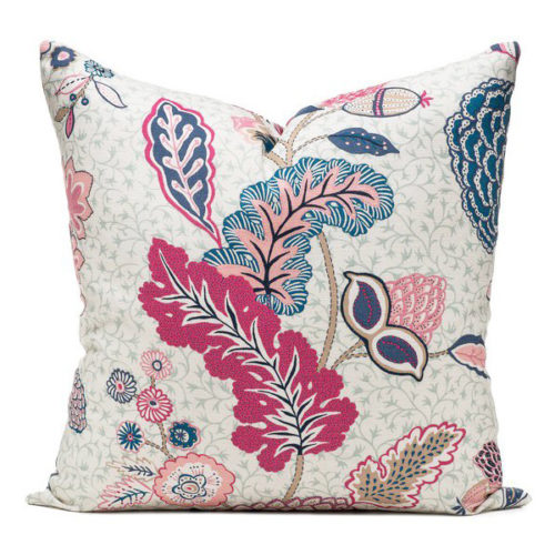Lady Sapphire pillow